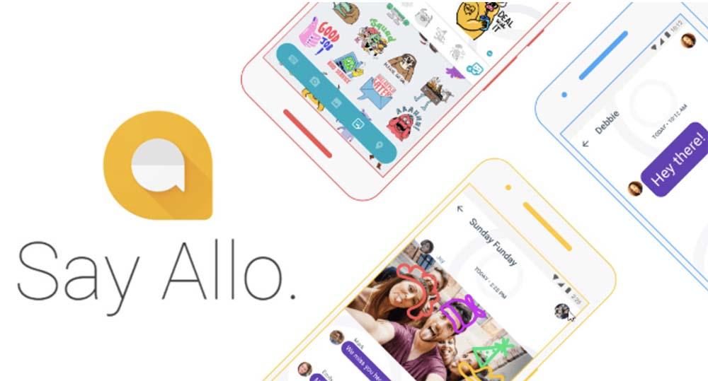 Google Allo est maintenant disponible en version de bureau