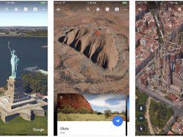 Google Earth passe enfin au 64 bits pour supporter iOS 11