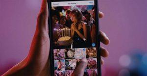 Instagram améliore la gestion des albums et téléchargements