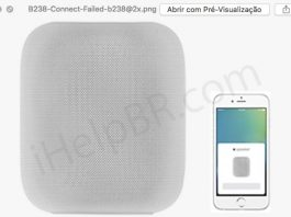 iOS 11 révèle le processus de configuration du HomePod