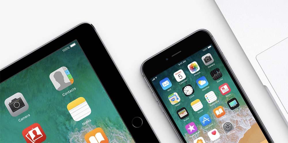 iOS 11, tvOS 11 et macOS High Sierra : quatrième bêta publique disponible !
