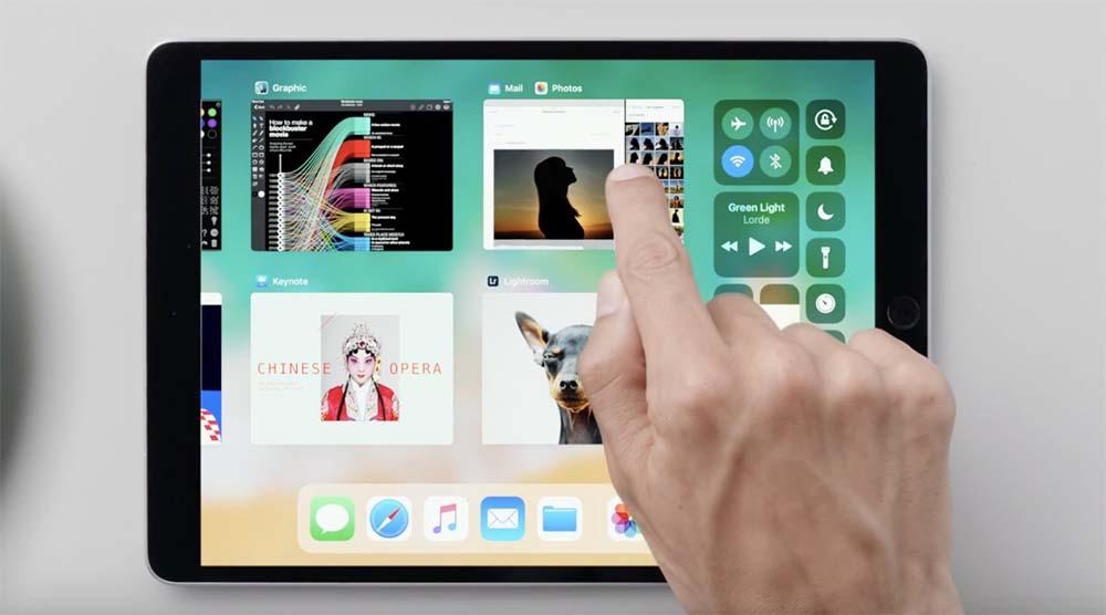 Apple publie des guides vidéos pour iPad Pro sous iOS 11