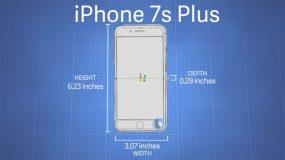 Des iPhone 7s et 7s Plus légèrement plus grand et équipés de la recharge sans fil