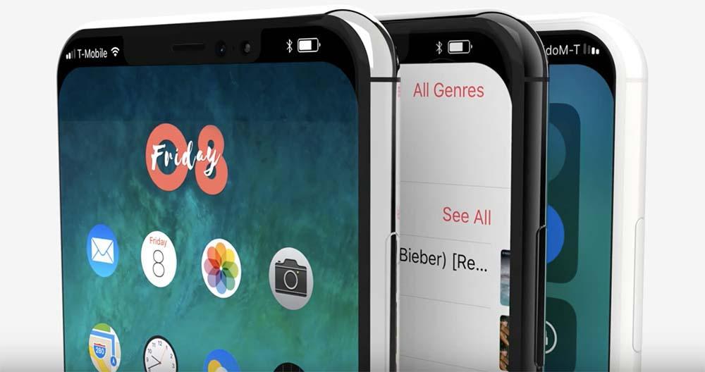 iPhone 8 : Apple aurait commencé la production en masse