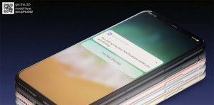 iPhone 8 aurait droit à une fonction « Tap to Wake » mais pas au Touch ID sous l'écran
