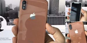 iPhone 8 : la couleur cuivre pourrait être au programme [Photos]