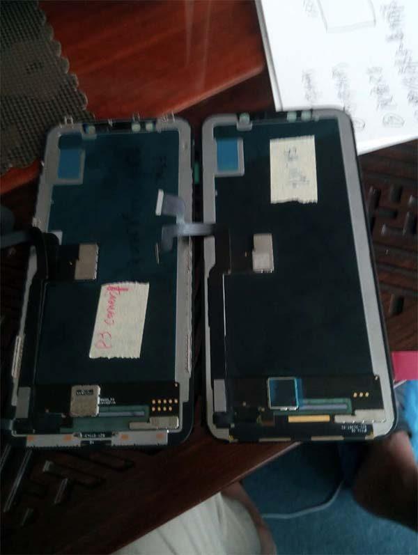 iPhone 8 : l'écran OLED et la carte-mère sont en fuite !