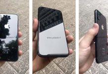 L'iPhone 8 noir de Benjamin Geskin présenté en vidéo
