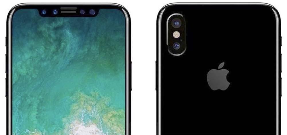 iPhone 8 : des notifications silencieuses grâce à la reconnaissance faciale 3D ?