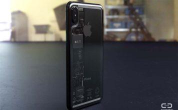 iPhone 8 : un nouveau concept tout en transparence !