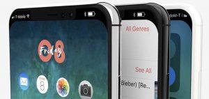 iPhone 8 : la suppression totale du bouton Home serait une solution envisagée par Apple
