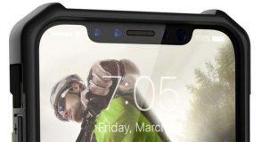 iPhone 8 : un nouveau rendu avec une coque d'Urban Armor Gear