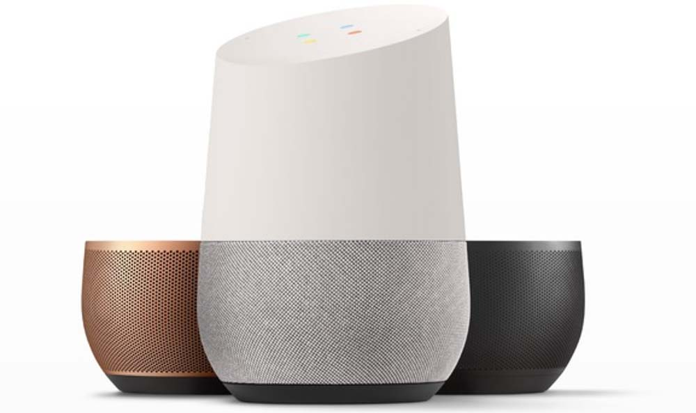 L'enceinte Google Home est maintenant disponible en France (Fnac / Darty)