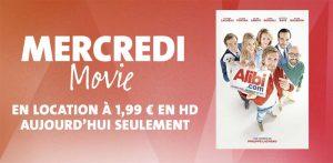 Mercredi Movie : le film « Alibi.com » en location pour seulement 1,99 € en HD