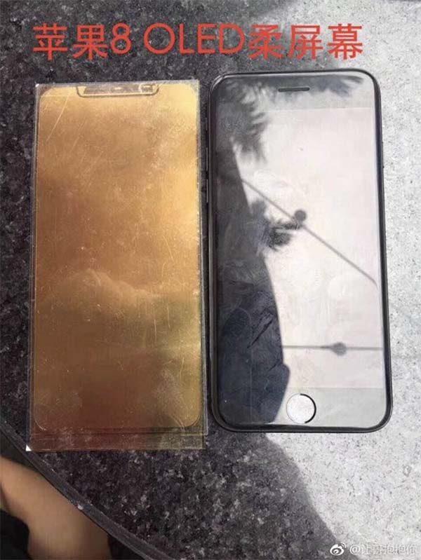 De nouveaux éléments d'iPhone 8 sont en fuite [Photos]