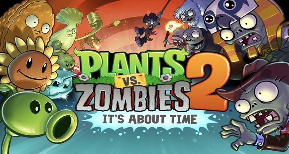 Plants vs Zombies 2 : protégez votre cervelle dans les nouveaux évènements de la rentrée