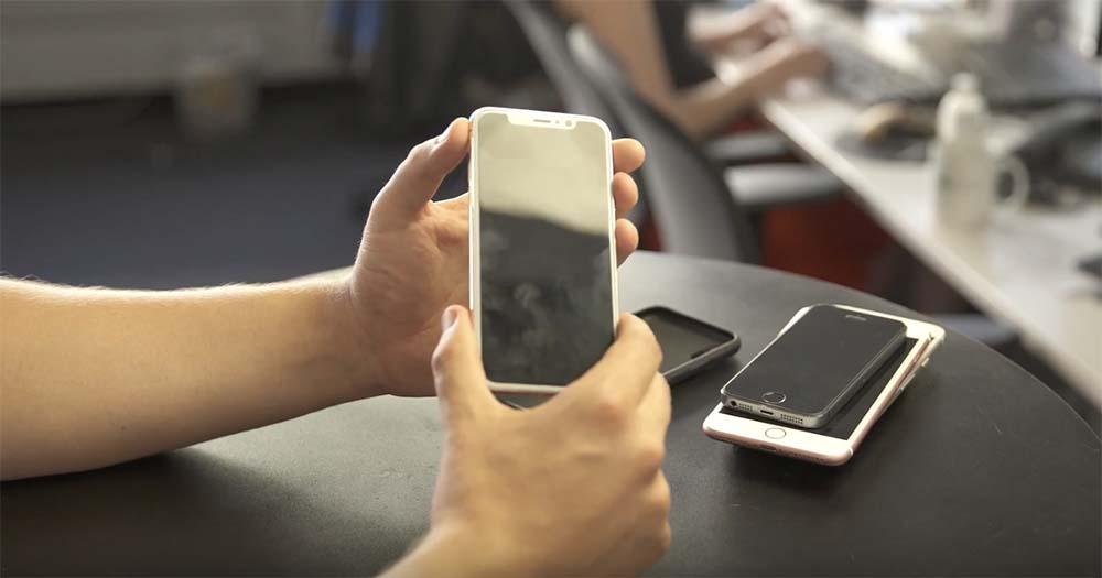Prise en main de l'iPhone 8 et de l'iPhone 7s Plus en vidéo
