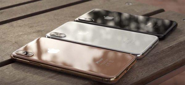 Nouvelle prise en main de l'iPhone 8 dans ses trois possibles coloris [Vidéo]