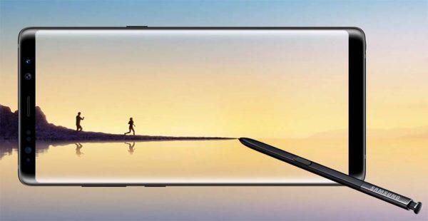 Galaxy Note 8 : le smartphone sera bientôt disponible en France