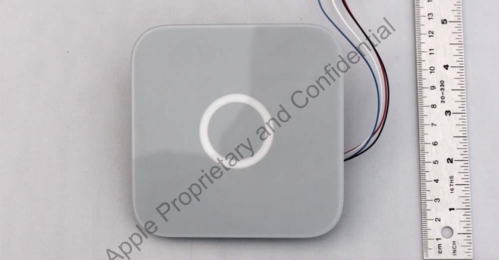 Serait-ce le lecteur de badge NFC de l'Apple Park ?