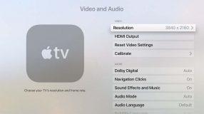 La bêta 5 de tvOS 11 confirmerait-elle l'arrivée d'une Apple TV 4K ?
