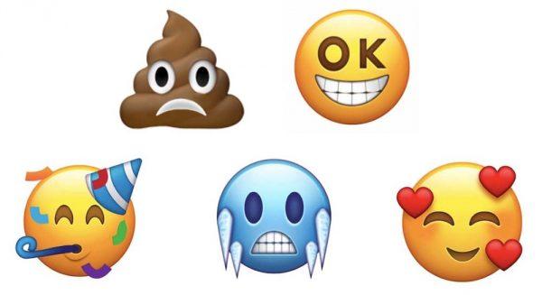 Unicode prépare plusieurs nouveaux emojis pour 2018