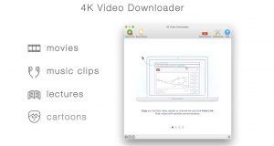 Téléchargez vos vidéos préférées avec le logiciel 4K Video Downloader