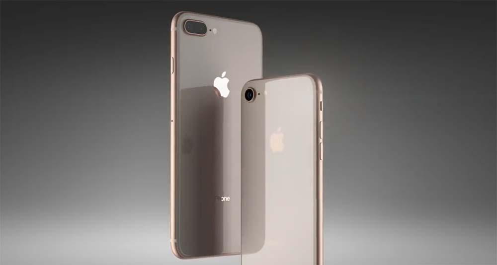 Voici les « 8 choses à aimer à propos de l'iPhone 8 » selon Apple
