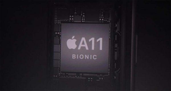 A11 Bionic est le processeur le plus performant jamais vu dans un smartphone