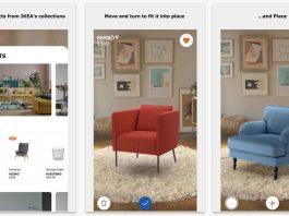 L'application IKEA Place avec ARKit est disponible sur l'App Store américain