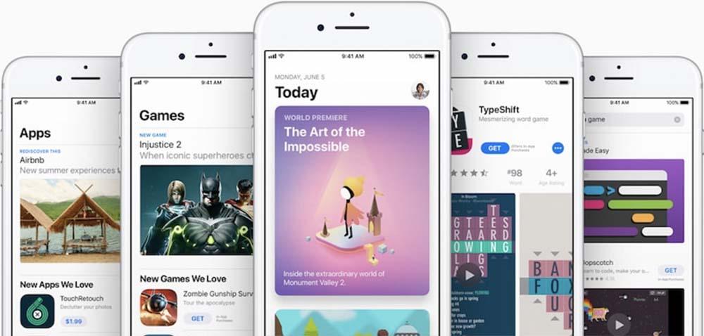 App Store : la limite de téléchargement passe de 100 à 150 Mo en 3G/4G
