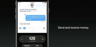 Apple Pay Cash serait disponible fin octobre
