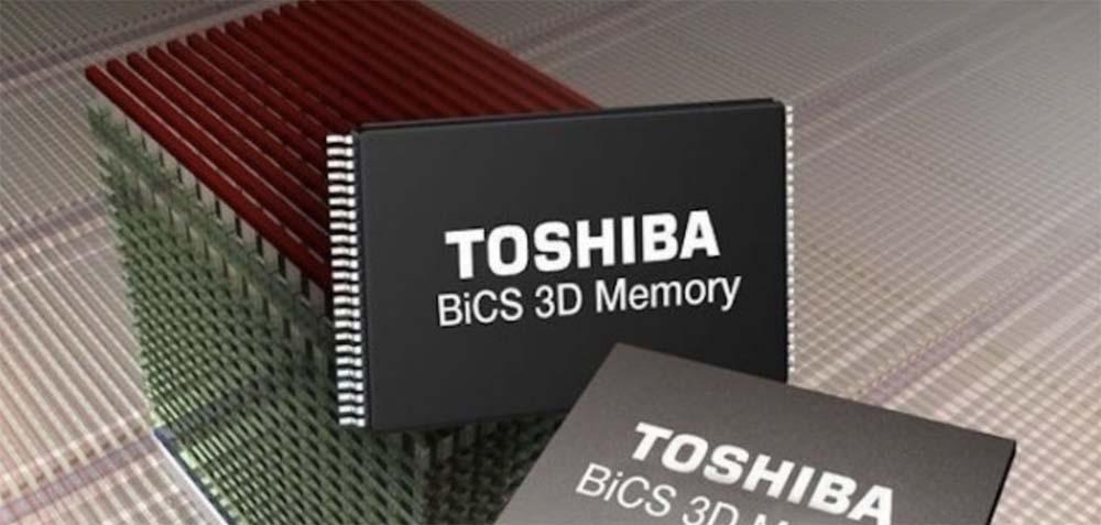 Apple est prête à investir 3 milliards de dollars pour acquérir les puces de Toshiba