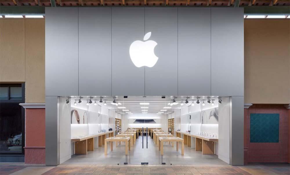 Apple ferme un Apple Store californien pour manque de fréquentation