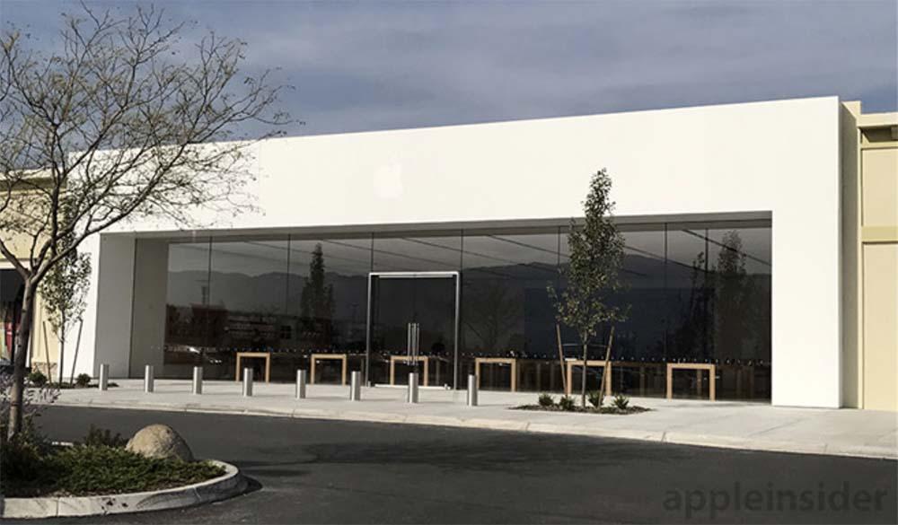 Le nouvel Apple Store de Reno a ouvert ses portes