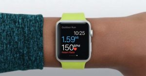 L'Apple Watch pourra détecter les problèmes cardiaques