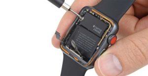 Apple Watch Series 3 - iFixit a terminé son désossage !
