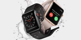 Apple Watch Series 3 : la 4G en exclusivité chez Orange et Sosh