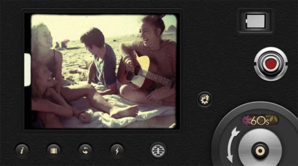 App de la semaine : Apple vous offre l'application 8mm Vintage Camera