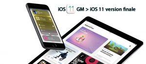 Astuce : passer d'iOS 11 Gold Master à la version finale