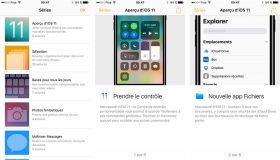 Apple propose des conseils d'utilisation pour iOS 11 dans l'app Astuces sous iOS 10