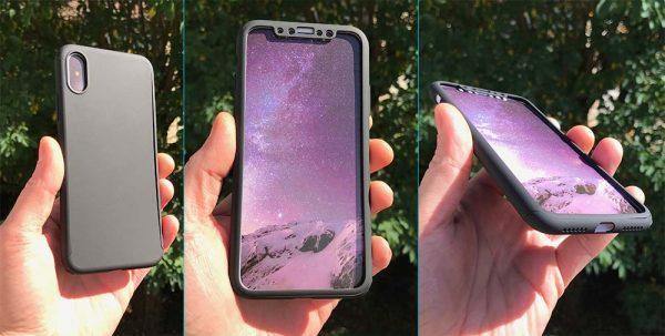 En attendant l'iPhone X, voici deux coques de protection intégrale !