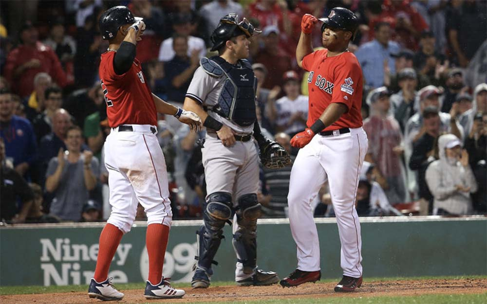 Baseball : les Red Sox accusés de triche avec une Apple Watch