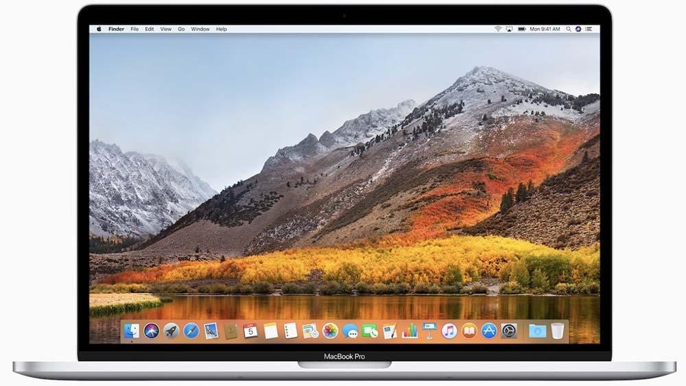 La bêta 9 de macOS High Sierra est disponible