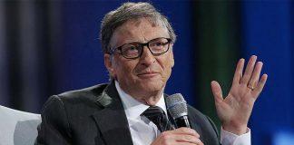 Bill Gates maudit toujours autant l'iPhone, et choisit un smartphone Android