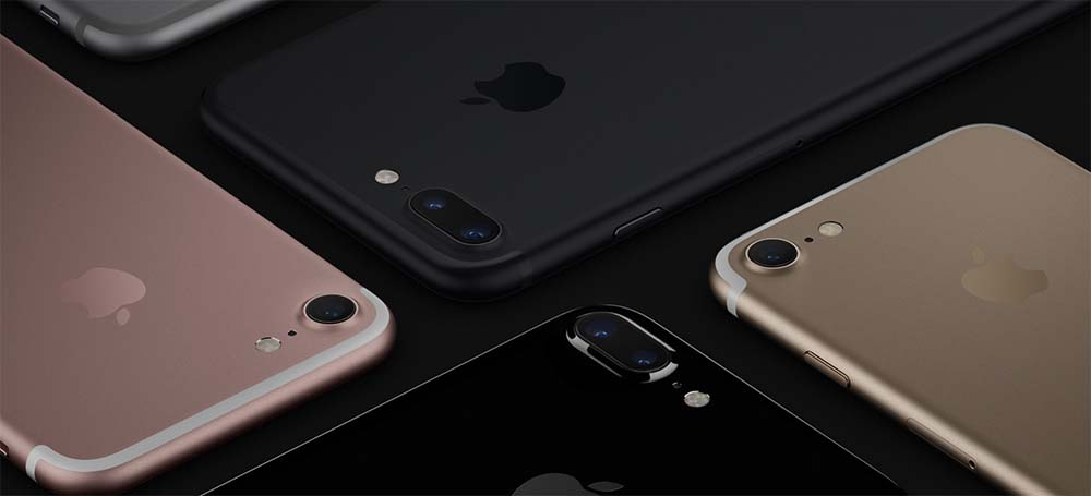 Bon Plan : iPhone 7 / 7 Plus et iPhone 6 / 6S en 16/64/128/256 Go à partir de 399€