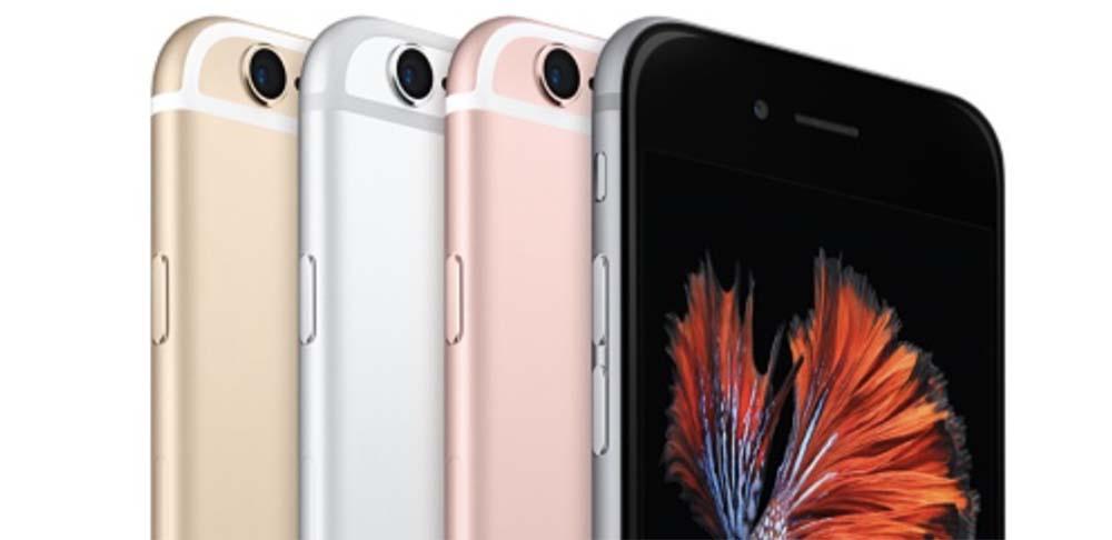 Bon Plan : iPhone 6 (Plus) / 6s et iPhone 5s / 5c en 16 Go à partir de 149€