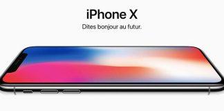 Pourquoi choisir l'iPhone X plutôt que l'iPhone 8 ?