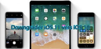 Comment downgrader d'iOS 11 vers iOS 10 [Tutoriel]