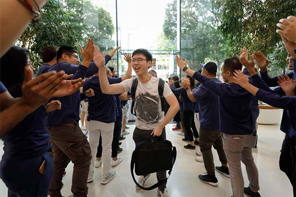 Découvrez les coulisses d'Apple avant le lancement d'un iPhone ! [Vidéo]